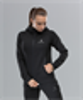 Женская спортивная толстовка Intense PRO FA-WJ-0101, черный - фото 54487