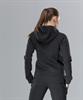 Женская спортивная толстовка Intense PRO FA-WJ-0101, черный - фото 54488
