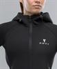 Женская спортивная толстовка Intense PRO FA-WJ-0101, черный - фото 54489
