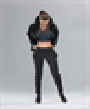 Женская спортивная толстовка Intense PRO FA-WJ-0101, черный - фото 54492