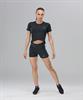 Женская спортивная футболка Intense PRO FA-WT-0102, черный - фото 54624