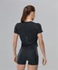 Женская спортивная футболка Intense PRO FA-WT-0102, черный - фото 54625
