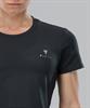 Женская спортивная футболка Intense PRO FA-WT-0102, черный - фото 54628