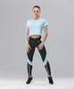 Женская спортивная футболка Intense PRO FA-WT-0102, голубой - фото 54655
