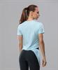 Женская спортивная футболка Intense PRO FA-WT-0102, голубой - фото 54656