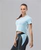 Женская спортивная футболка Intense PRO FA-WT-0102, голубой - фото 54657