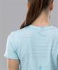 Женская спортивная футболка Intense PRO FA-WT-0102, голубой - фото 54659